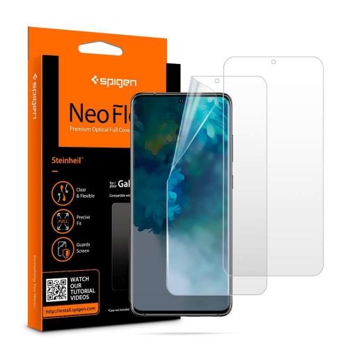 szkło hartowane Spigen do Samsunga Galaxy S20