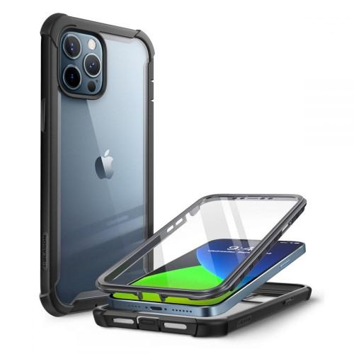 Etui Supcase Iblsn Ares do iPhone 12 Pro Max Black