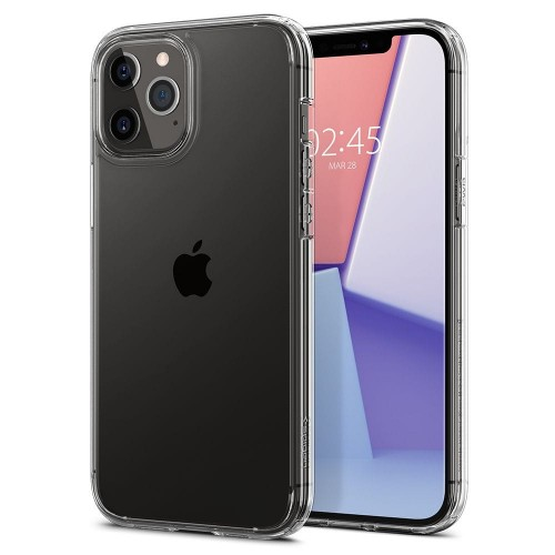 Etui Spigen Ultra Hybrid do iPhone 12 Pro Max Crystal Clear