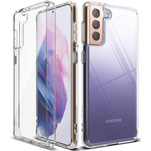 Etui Ringke Fusion do Samsung Galaxy S21 przezroczyste