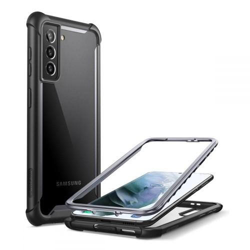 Etui Supcase Ares do Samsung Galaxy S21 czarne