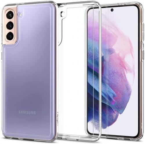 Etui Spigen Ultra Hybrid do Samsung Galaxy S21 przezroczyste